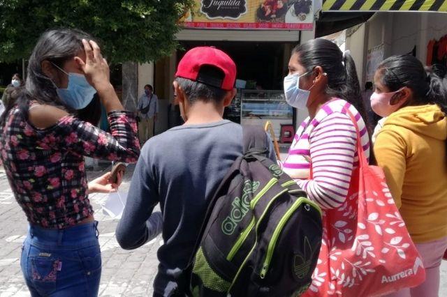 Una semana de sanción por no usar cubrebocas en Tehuacán