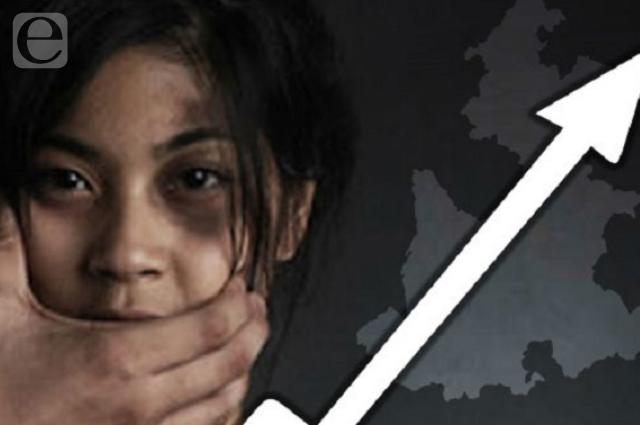 Aumentan 5% asesinatos a mujeres en Puebla