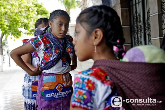 Coapeñas recurren a amparo para vender en calles de Tehuacán