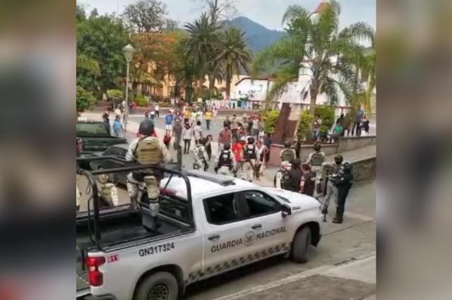 Presunta riña política deja 3 muertos en Pahuatlán