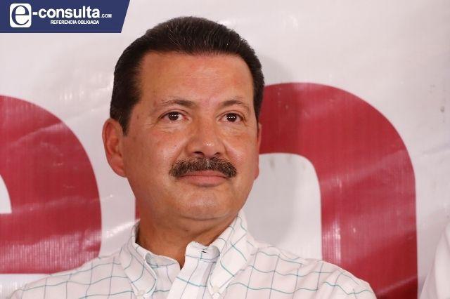 Otra vez Arriaga rechaza la candidatura de Lorenzini en Cholula