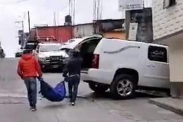 Hallan en un costal cuerpo sin vida de una mujer en Xicotepec