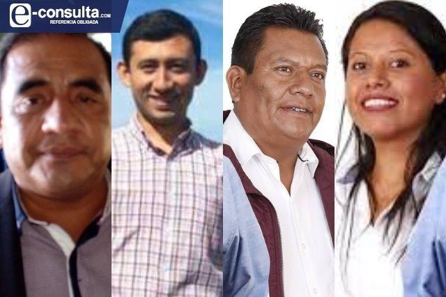 Morena da a conocer la lista de abanderados en la región de Tehuacán