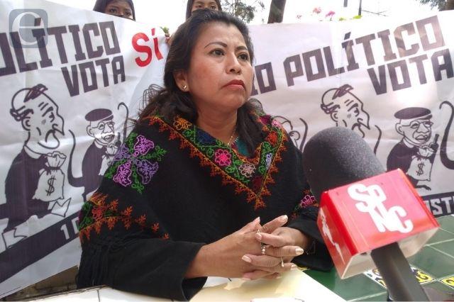 Acusan falta de casillas en Ajalpan para consulta ciudadana