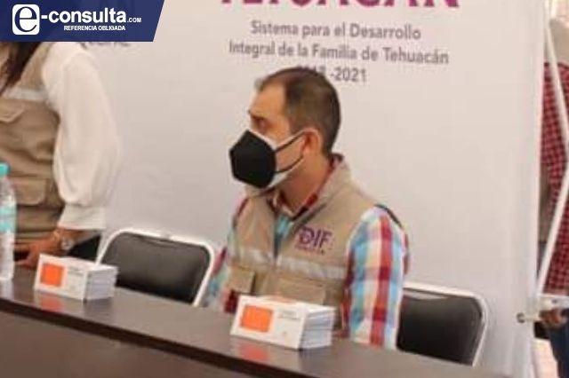 Director jurídico del DIF de Tehuacán se niega a pagar pensión alimenticia
