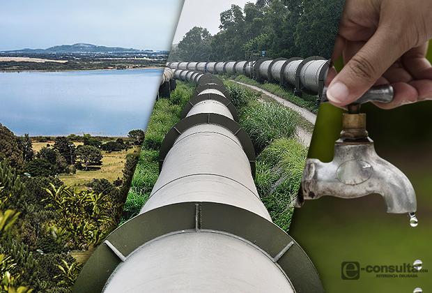 Por déficit capitalino, explotarían agua de cuenca Libres-Oriental