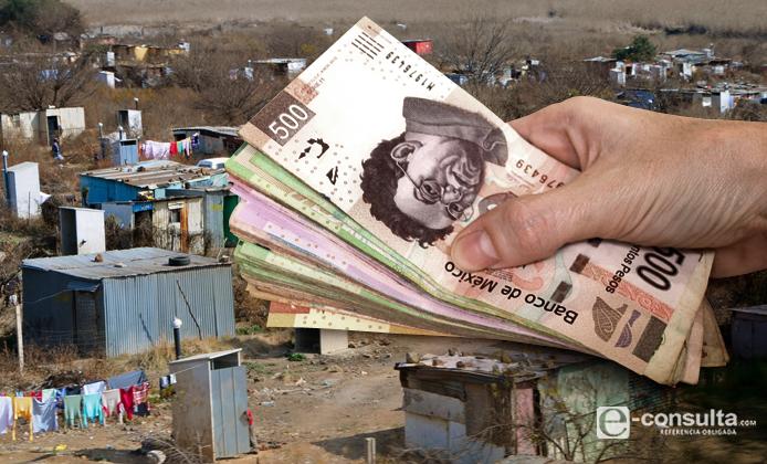 Cae 72% dinero federal para obra en zonas pobres de Puebla