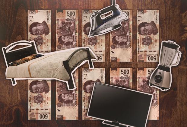 Qué pueden comprar víctimas de Earl con 5 mil pesos en Elektra