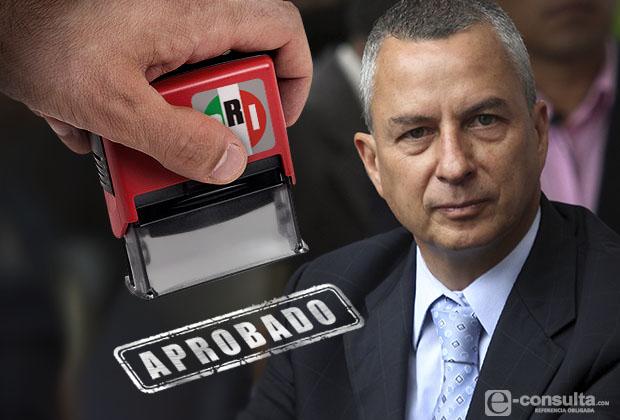 Con aval de 36 cabildos del PRI, Carrancá ya es fiscal por 7 años