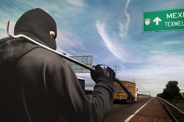 Baja 74% robo a transportista pero Puebla sigue en el top 5