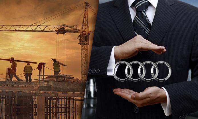 Obras para Audi ya cuestan a Puebla más de 17 mil mdp