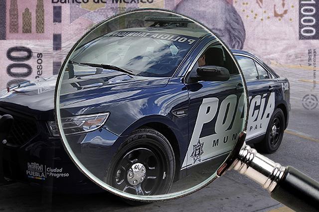 Auditar compra de súper patrullas en Puebla, pide PRI a la ASF