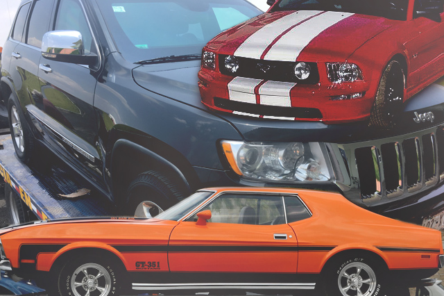 Usaba El Toñín vehículos sin reporte de robo o registro oficial