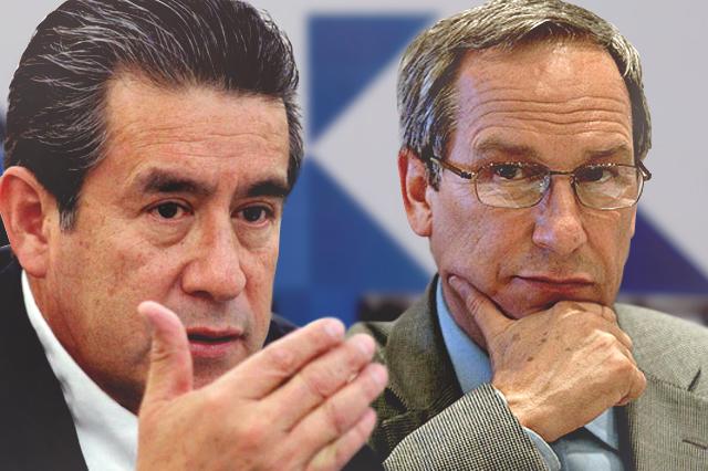No amenacé a Enrique Cárdenas por criticar a RMV: Diódoro