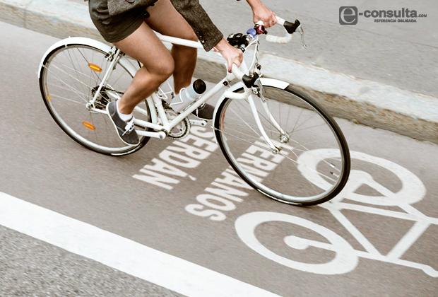 Ciclopistas son recreativas pero no seguras: Consejo Ciclista