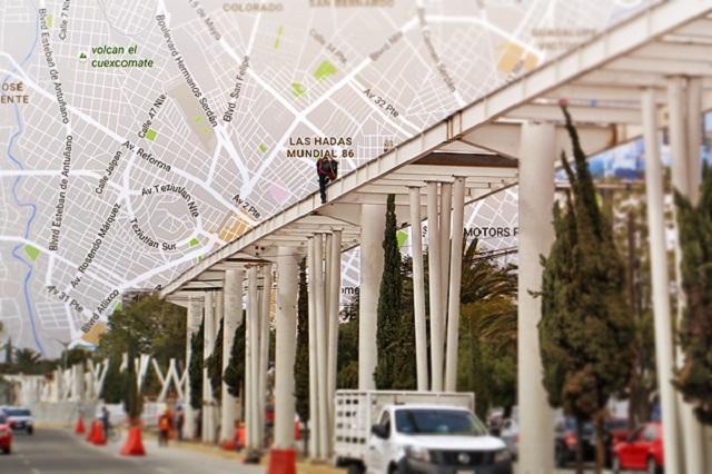 Ampliarán ciclopista desde La Constancia a vía del tren turístico