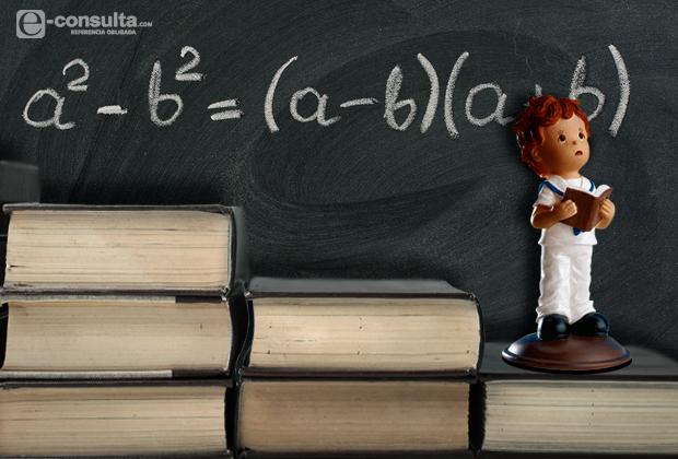 Matemáticas se dificultan a más de 50% de alumnos poblanos