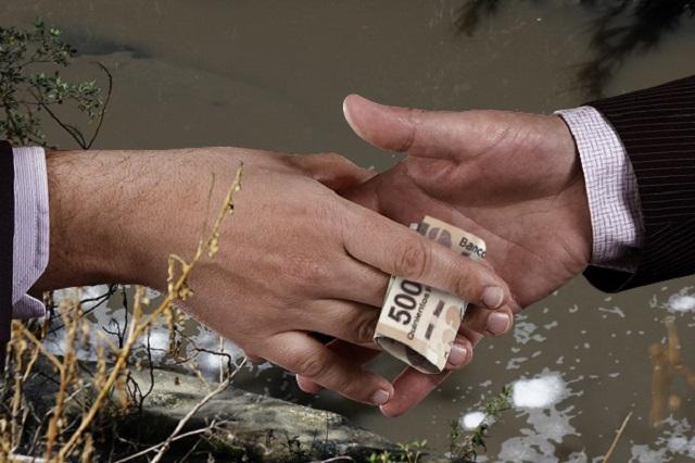 Corrupción de municipios frena rescate del Atoyac: Conagua
