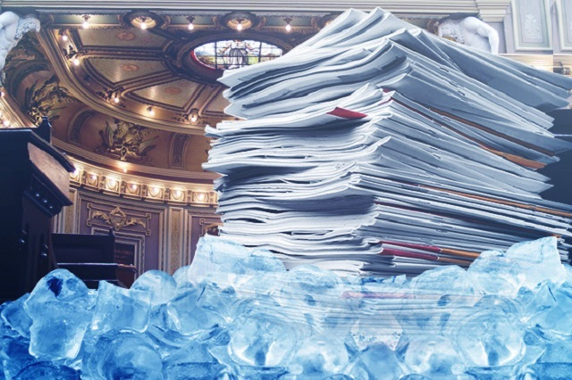 Van a la congeladora 7 de cada 8 iniciativas del congreso de Puebla