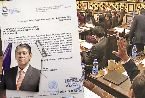 Ante veto, Congreso peleará en la SCJN el caso del Fiscal Carnal