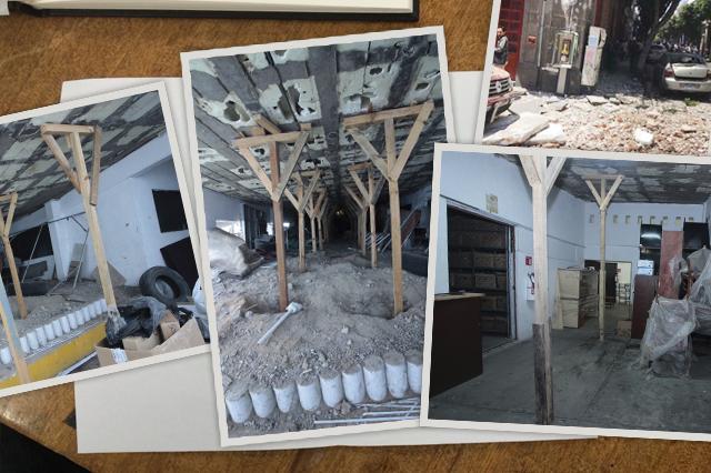 Congreso gastó de más 102 mdp en 3 años e ignoró daños del sismo