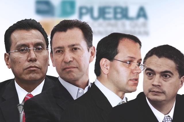 Entre escándalos y corrupción dejaron el gabinete estatal