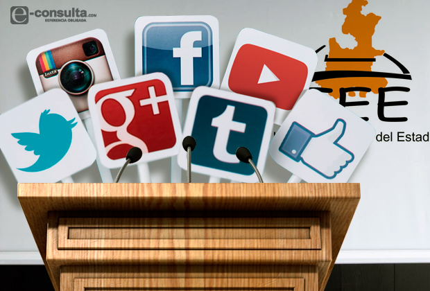 Seguidores declaran ganadores a candidatos en redes sociales
