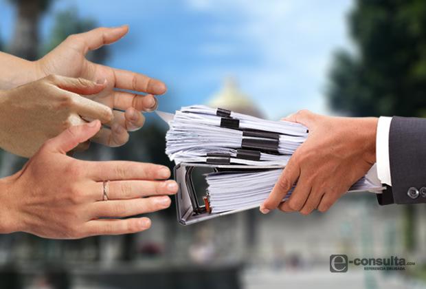 Delegados federales ocultan sus declaraciones patrimoniales