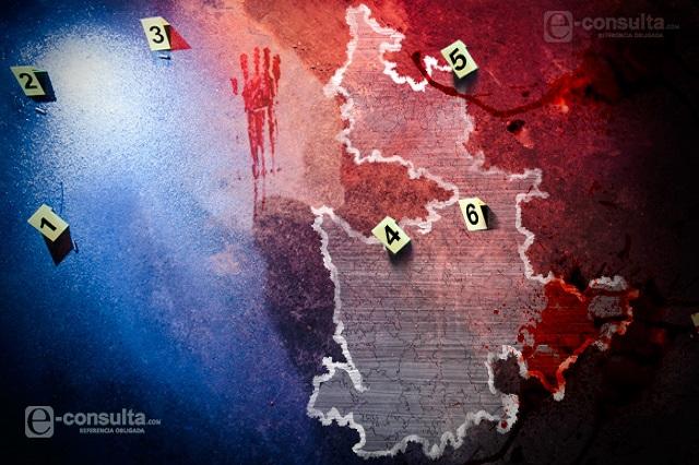 Reúnen 11 municipios el 80% de los delitos del sexenio en Puebla