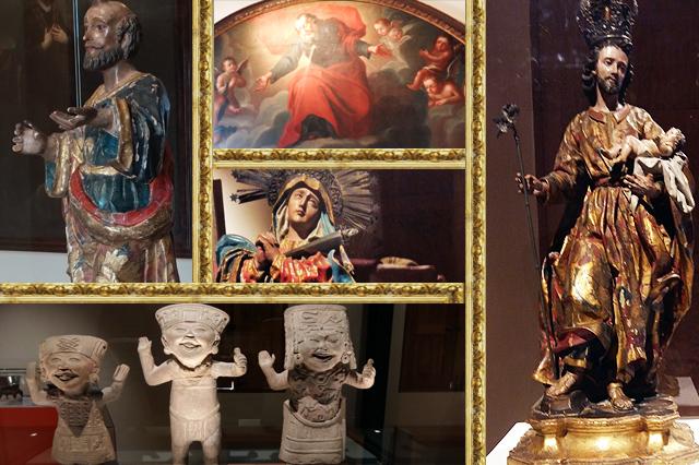 Con donación de Trauwitz llenan 3 salas del Museo de Cholula