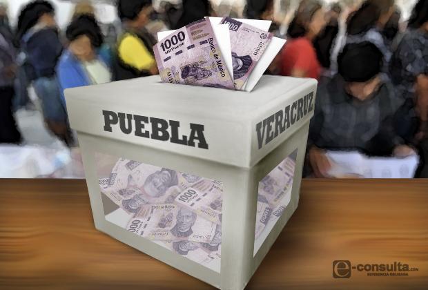 Costará la elección de mini gobernador de Puebla 558 mdp
