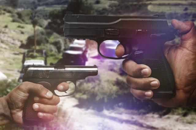 Tras balacera, levantan a tres hombres en Cuacnopalan
