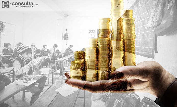 Federación no entrega mil 100 mdp para reconstrucción de escuelas