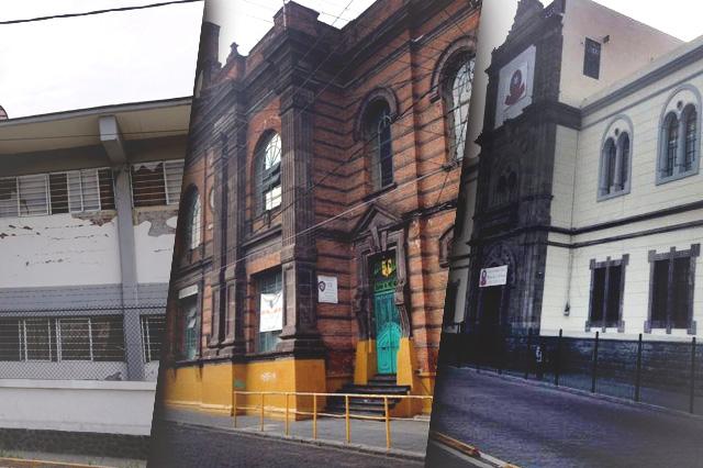 Sismo acaba con tres escuelas emblemáticas de Puebla: SEP