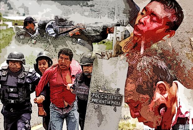 Chalchihuapan: pasaron dos años y no hicieron caso a la CNDH