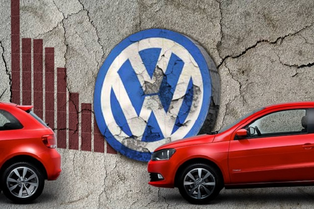 VW deja de fabricar 375 autos diarios en el primer cuatrimestre