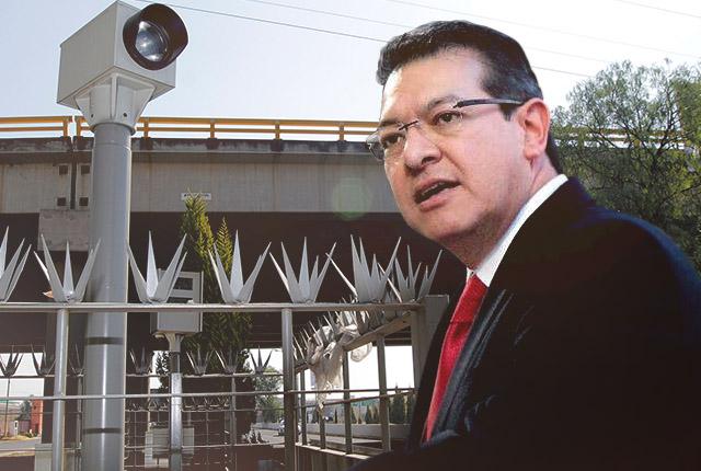 Sin acuerdo, cobro de fotomultas a autos de Tlaxcala en Puebla