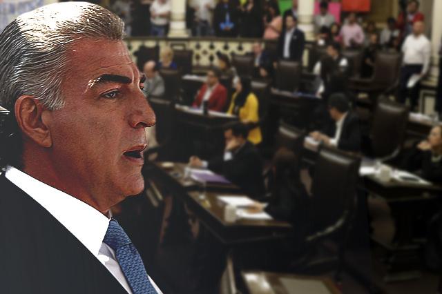 Ahora el Congreso frenará paquete económico de Gali para 2019
