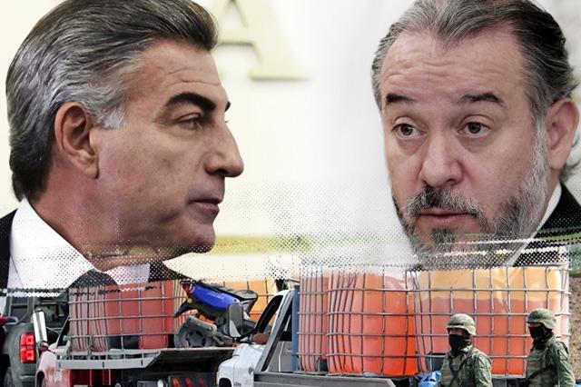 Con PGR y empresarios trata Gali huachicol y sistema penal