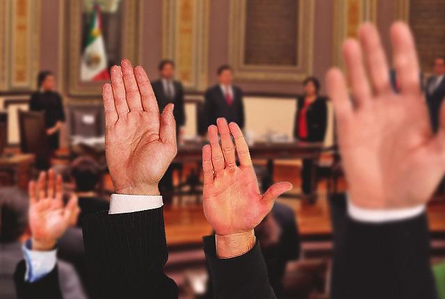 Hoy van 11 aspirantes por la gubernatura interina de Puebla