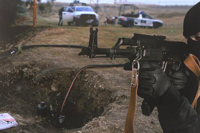 Balean al Ejército y Policía en 3 municipios ligados al huachicol