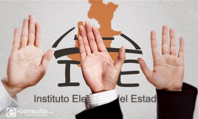 Perfilan relevo del secretario ejecutivo del IEE; PRI protesta