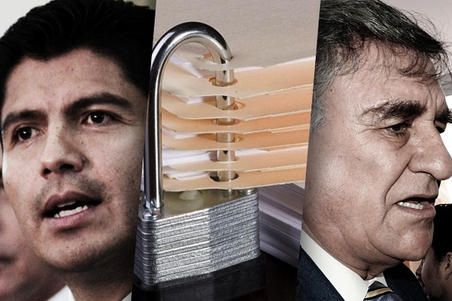 Rivera no ganó la demanda, yo le di carpetazo: Luis Paredes