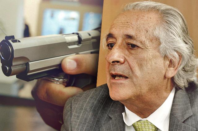 Combate al delito sólo con policía bien pagada, dice Migoya Junco