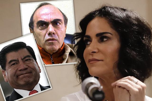Jueces poblanos descongelan cuentas de Marín y Nacif: Cacho