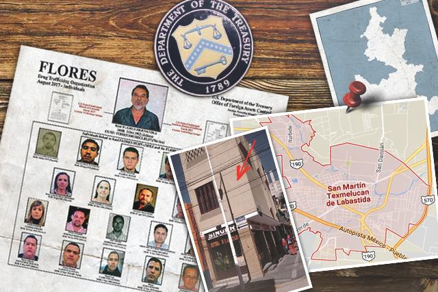 Ubica EU en Puebla propiedad de capo ligado a Rafa y Julión