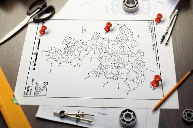 Puebla se quedará con 15 distritos federales electorales para el 2018