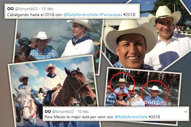 Detención de Othón Muñoz pega a cabalgata de RMV hacia el 2018