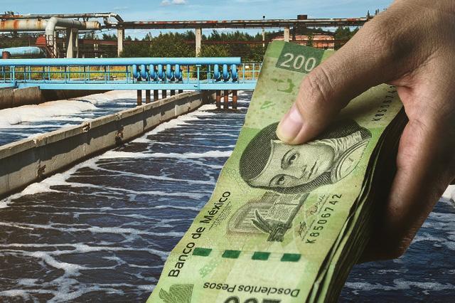 Soapap le pasará factura a José Juan por saneamiento en Cholula