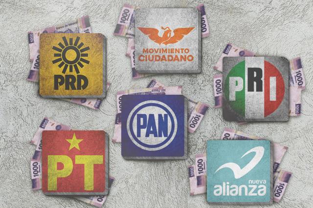 Partidos dicen que sí pagan multas pero no llegan al Concytep